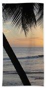 Beach At Sunset 2 Bath Towel