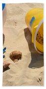 Beach Fun Bath Towel