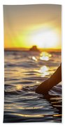 Beach Lifestyle Bath Towel