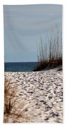 Beach Path Bath Towel