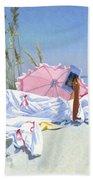 Beach Recliner Bath Towel