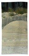 Beach Sand Dunes Bath Towel