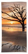 Awakening - Beach Sunrise Bath Towel