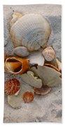 Beach Treasures Bath Towel