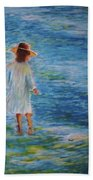 Beach Walker Bath Towel
