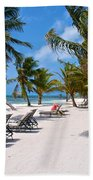 Beachy Belize Bath Towel