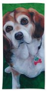 Beagle Bath Towel