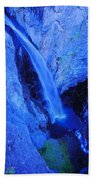 Bear Creek Falls Clolorado Bath Towel
