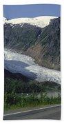 Bear Glacier Bath Towel