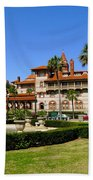 Beautiful Flagler College Bath Towel