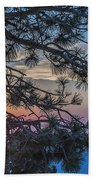 Pastel Morning Bath Towel
