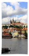 Beautiful Prague Bath Towel