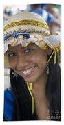 Beautiful Women Of Brazil 11 Bath Towel