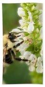 'bee'autiful Morning Bath Towel