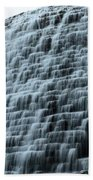 Beed's Lake Dam Bath Towel
