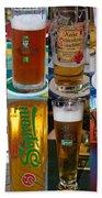 Beers Of Europe Bath Towel