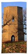Beloit Historic Water Tower Bath Towel