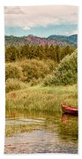 Bend/sunriver Thousand Trails Bath Towel