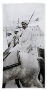 Berber Horsemen Bath Towel