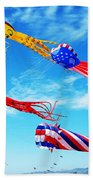 Berkeley Kite Festival 1 Bath Towel