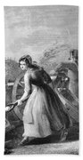 Betsy Doyle A Soldiers Wife Helping Bath Towel