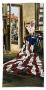 Betsy Ross (1752-1836) Bath Towel