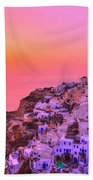 Bewitched Sunset Bath Towel