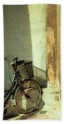 Bicycle 02 Bath Towel