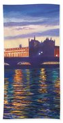 Big Ben Bath Towel