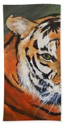 Big Cat Bath Towel