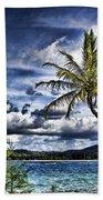 Big Island Beaches V2 Bath Towel