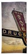 Big State Drugs Irving Bath Towel