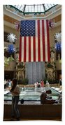 Big Usa Flag 3 Bath Towel