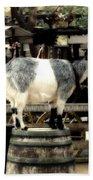 Billy Goat Big Thunder Ranch Frontierland Disneyland Bath Towel