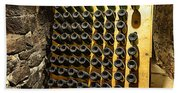 Biltmore Estate Wine Cellar -stored Wine Bottles Bath Towel