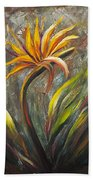 Bird Of Paradise 63 Hand Towel