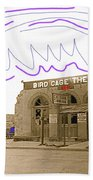 Birdcage Theater Number 1 Tombstone Arizona C.1934-2008 Bath Towel
