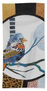 Birds Eye View Bath Towel