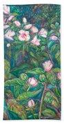 Bisset Park Hibiscus Bath Towel