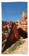 Bizarre Shapes - Bryce Canyon Bath Towel