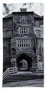 Black Gate Bath Towel