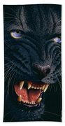 Black Panther 2 Bath Towel