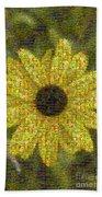 Blackeyed Suzy Mosaic Bath Towel