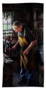Blacksmith - Starting With A Bang  Hand Towel