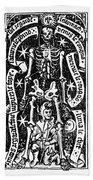 Bloodletting, 1496 Bath Towel