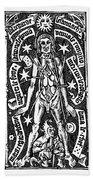 Bloodletting, 1518 Bath Towel