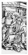 Bloodletting, 1540 Bath Towel