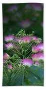 Blooms Of The Mimosa Tree Bath Towel