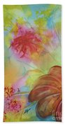 Blossoms Bath Towel