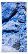 Blue Abstract 2 Bath Towel